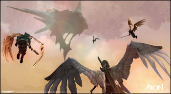 [MMORPG] Aion the Tower of Eternity Aion2p